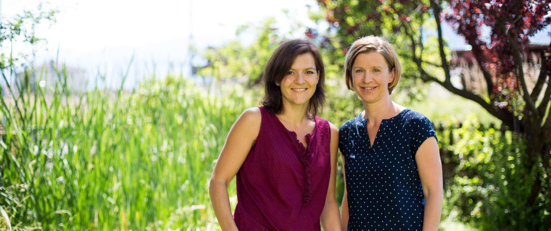 Hebammenzeit - Doris Glur & Daniela Guerlin