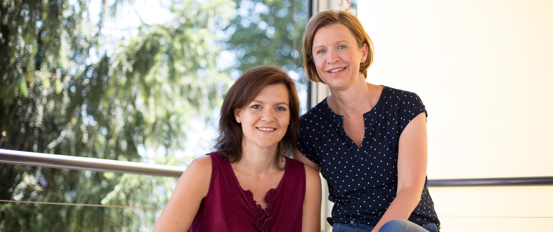 Hebammenzeit - Doris Glur und Daniela Guerlin
